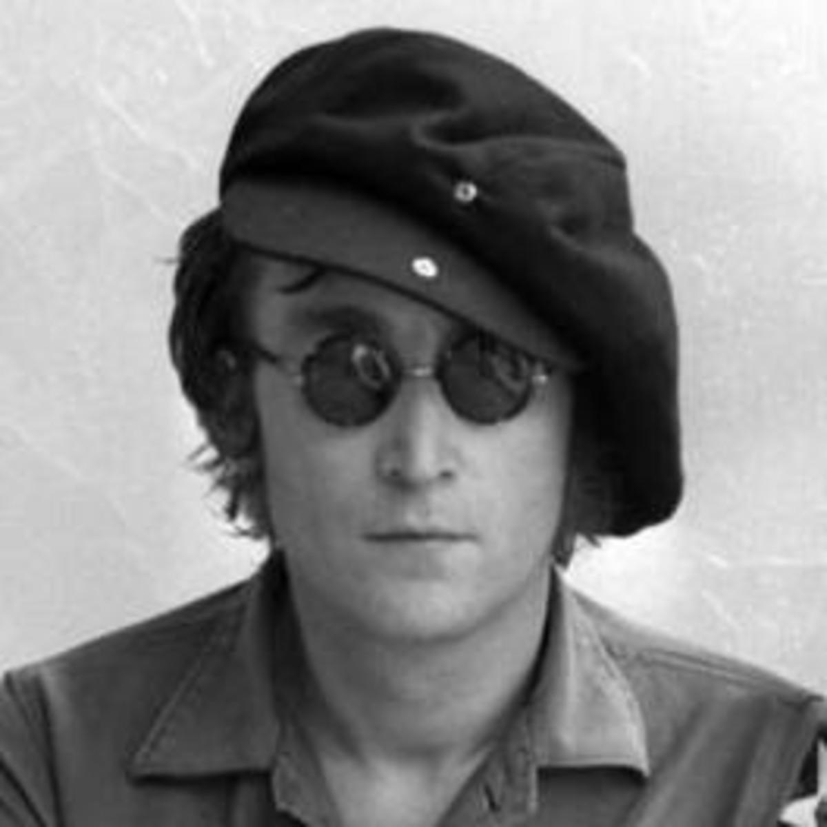 John Lennon Photo by Iain Macmillan. © Yoko Ono.