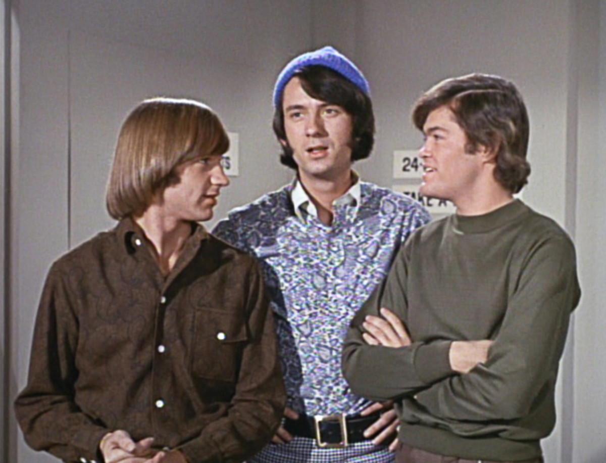 Monkees Peter Tork Mike Nesmith Micky Dolenz