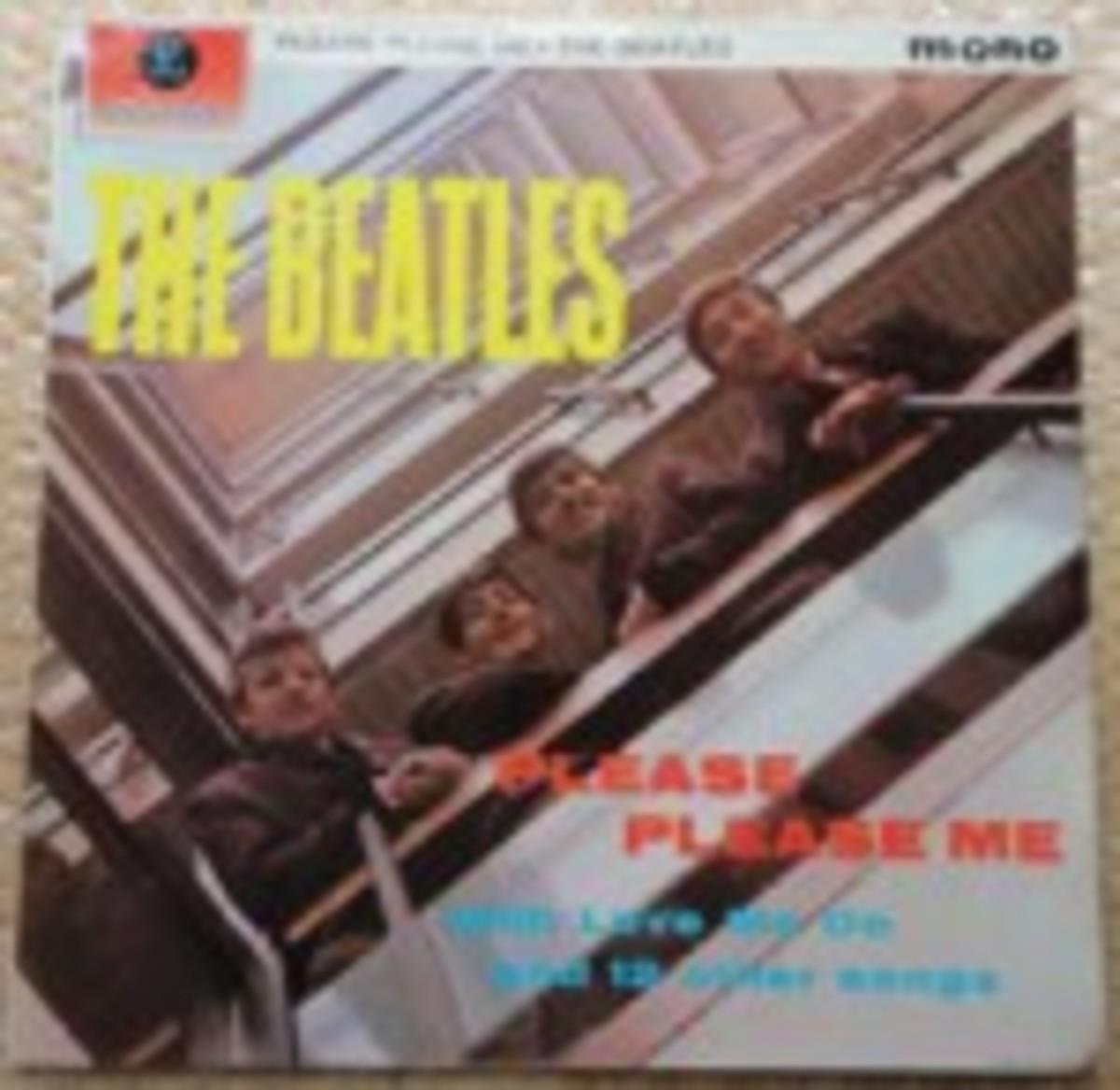Beatles Please Please Me PMC 1202