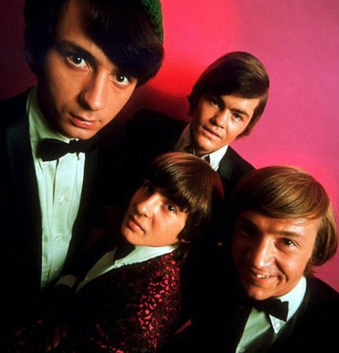 Monkees publicity photo