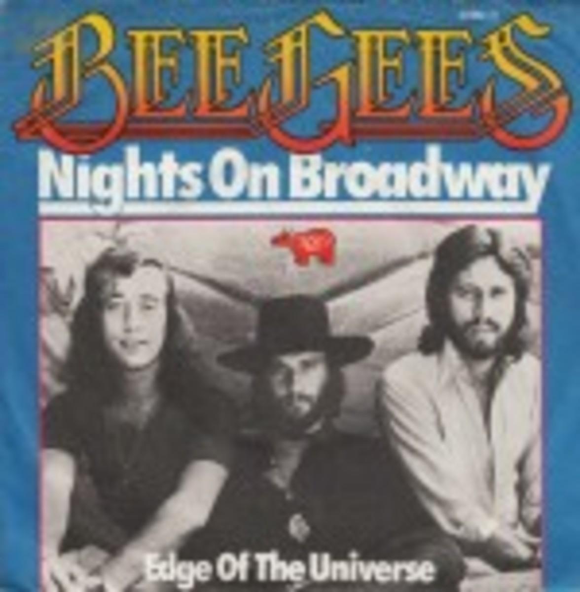 BeeGees_NightsOnBroadway