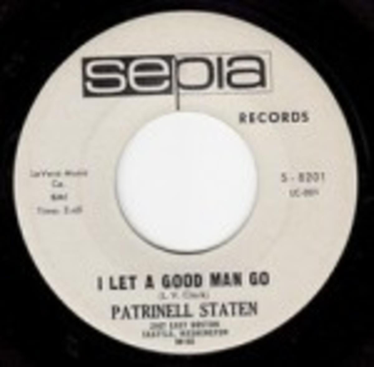Patrinell State, Litle Love Affair I Let A Good Man Go