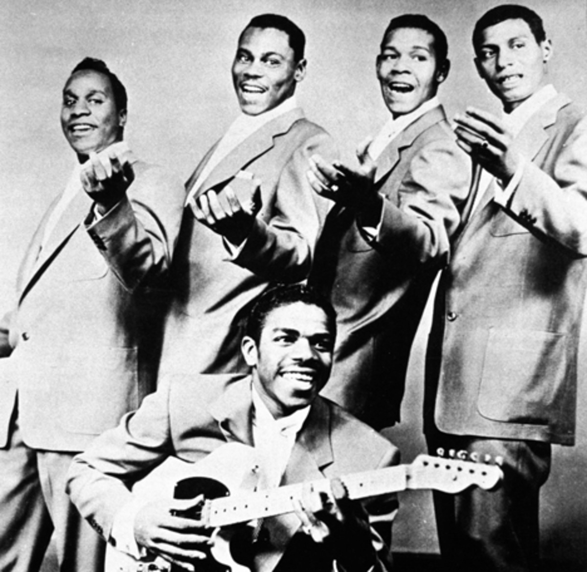 The Spaniels 1955