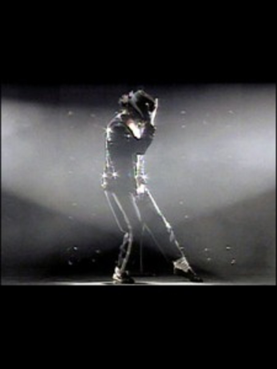michael moon walk