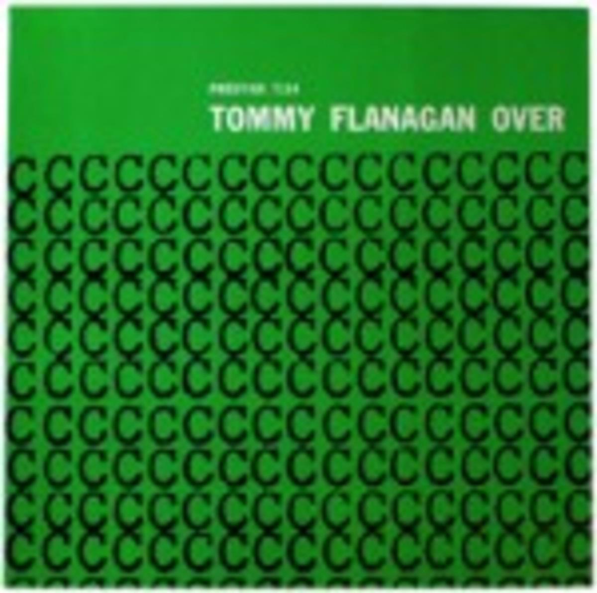 Tommy Flanagan Trio Over Seas