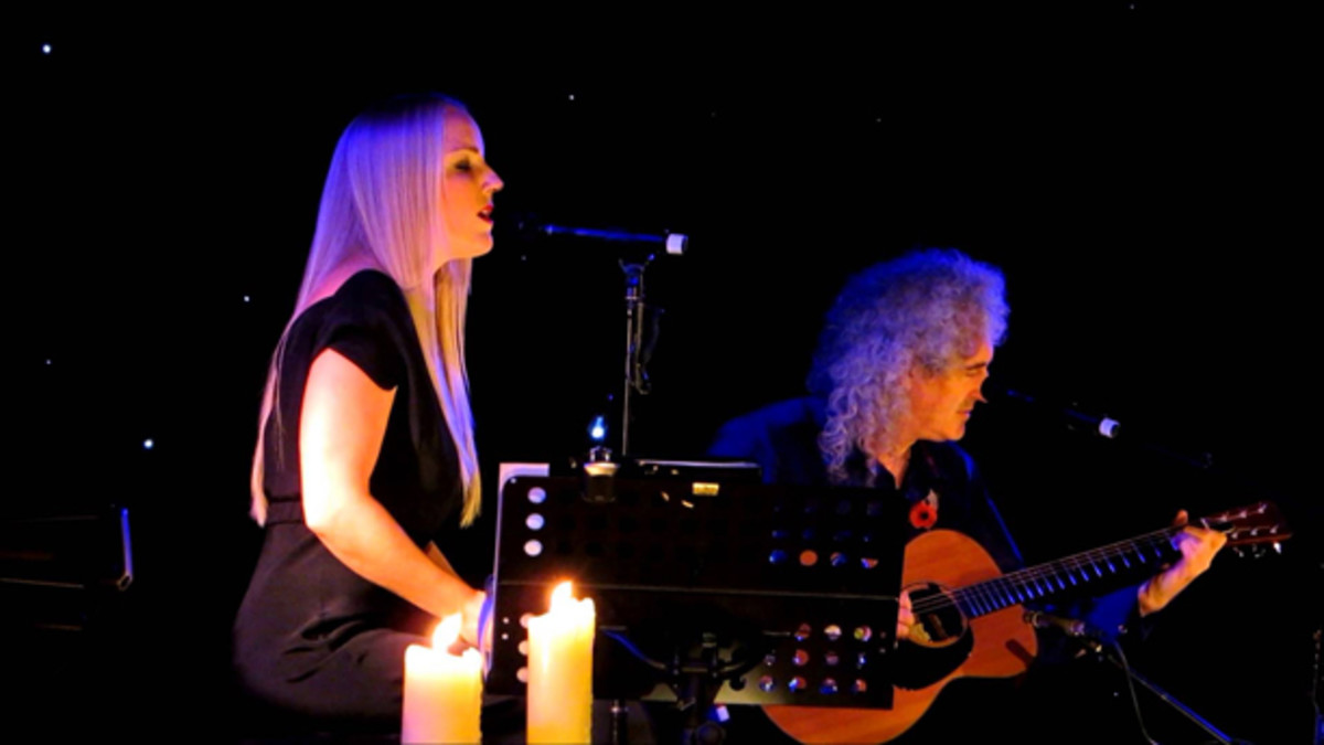 Brian May Kerry Ellis Candlelight Concert