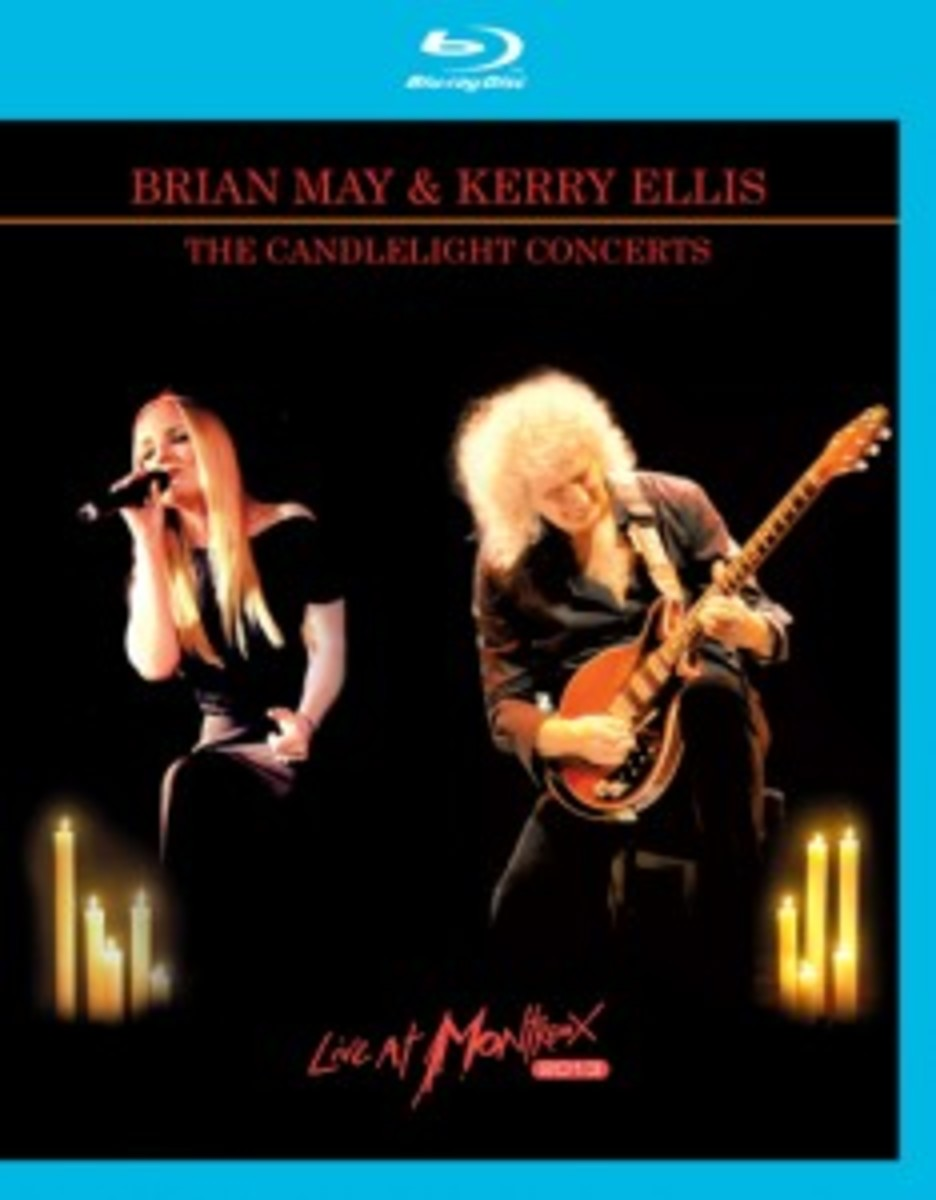 Candlelight Concert Brian May and Kerry Ellis
