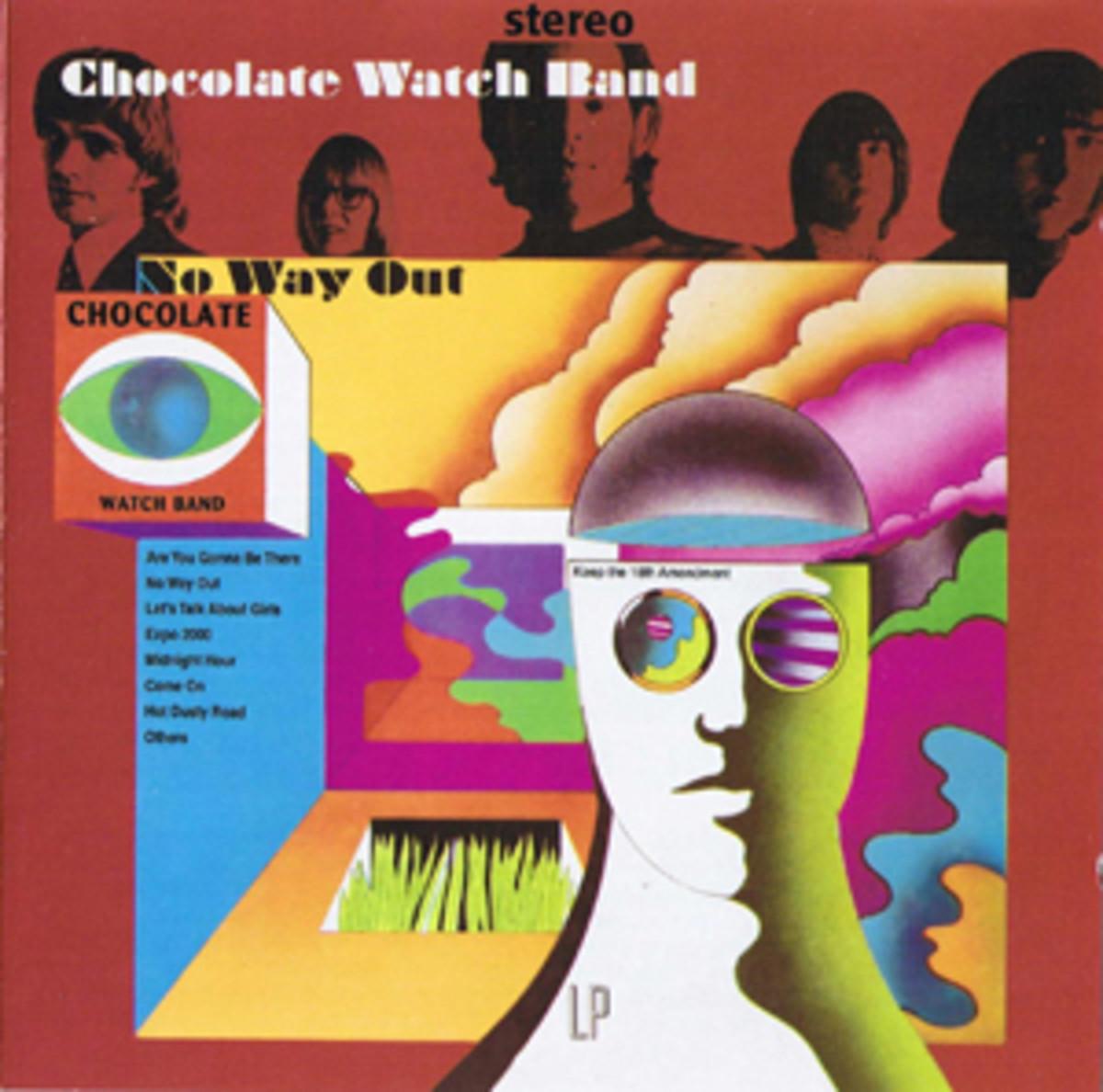 ChocolateWatchBand_NoWayOut