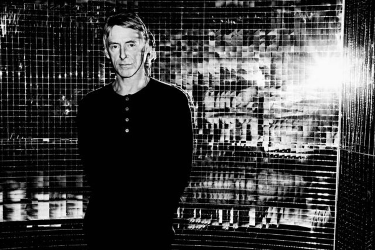 Paul Weller highlighted material from his new album, Saturns Pattern, during his show at NYC's Terminal 5 on Friday, June 12th. (Photo by Julian Broad)
