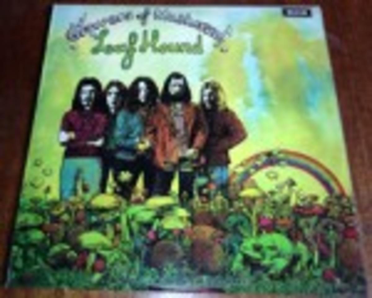 Leaf Hound Growers of Mushroom LP Decca