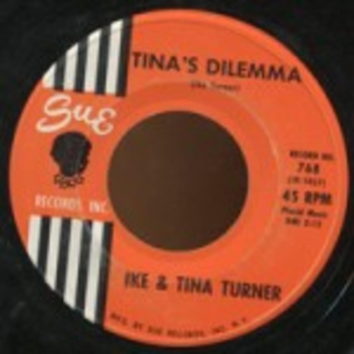 Ik and Tina Turner Sue 768