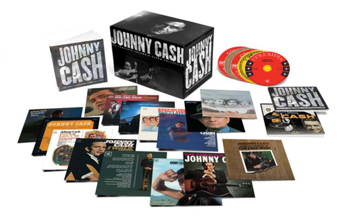 Johnny Cash Columbia box set