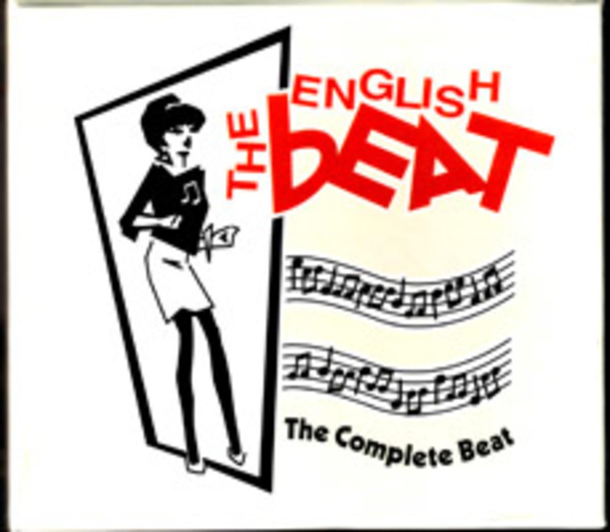 English Beat box set from Shout Factory