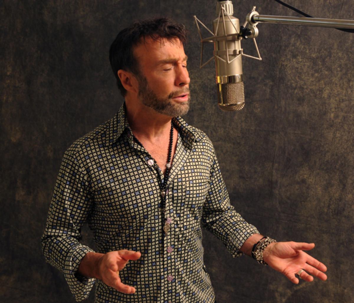 Paul Rodgers publicity photos
