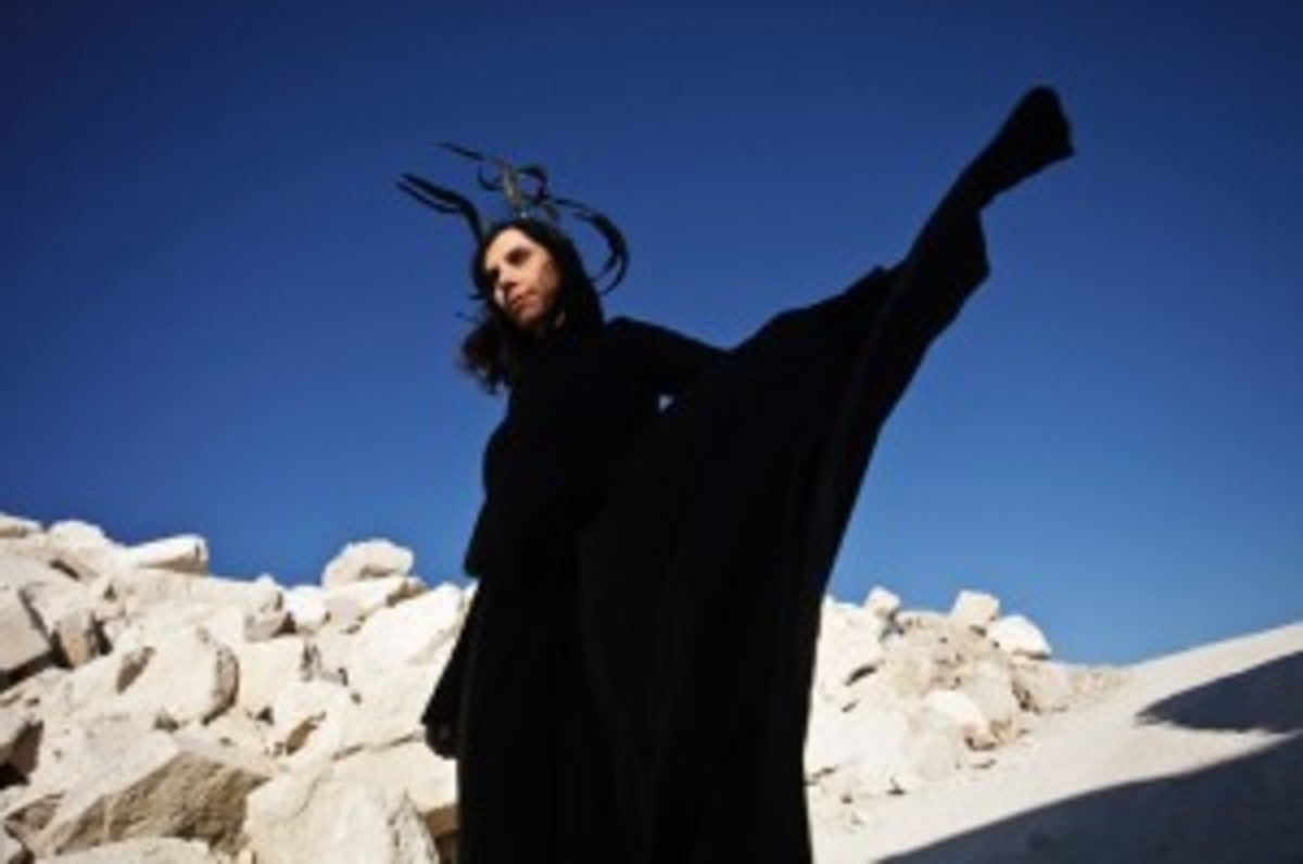 PJ Harvey will be doing a live webcast from Paris on Monday, February 14th that can be accessed on her www.pjharvey.net Web site.