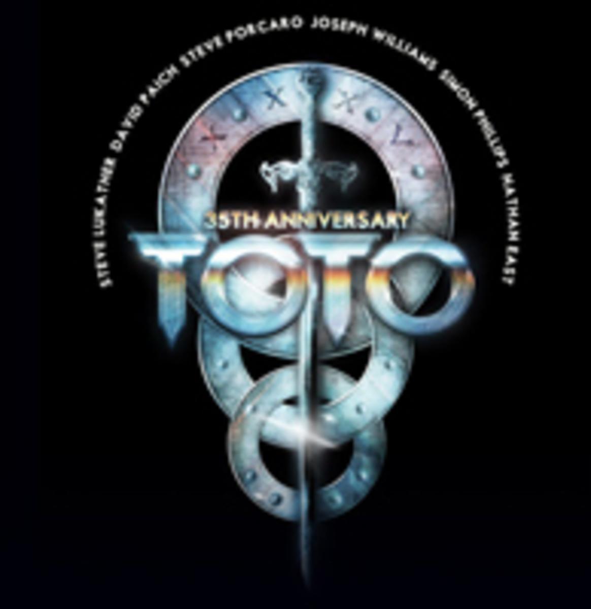 Toto 2013 tour