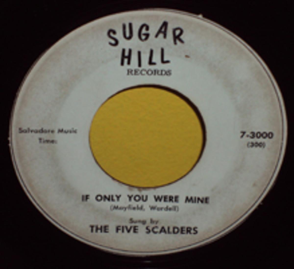 Five Scalders Sugar Hill 73000