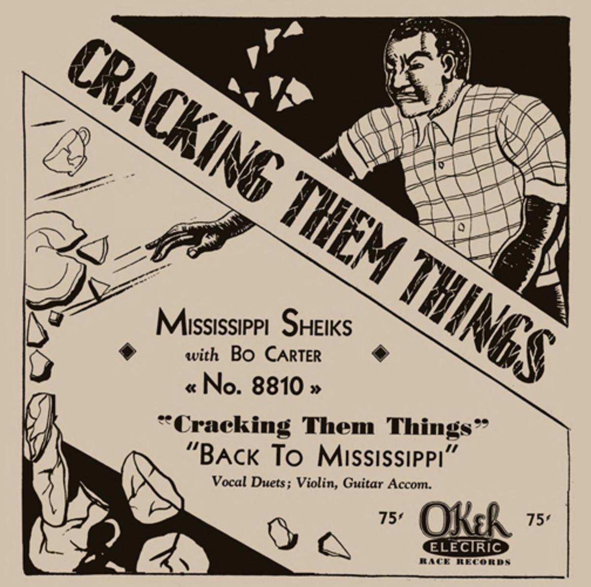 Mississippi Sheiks Crackin' Them Things Okeh