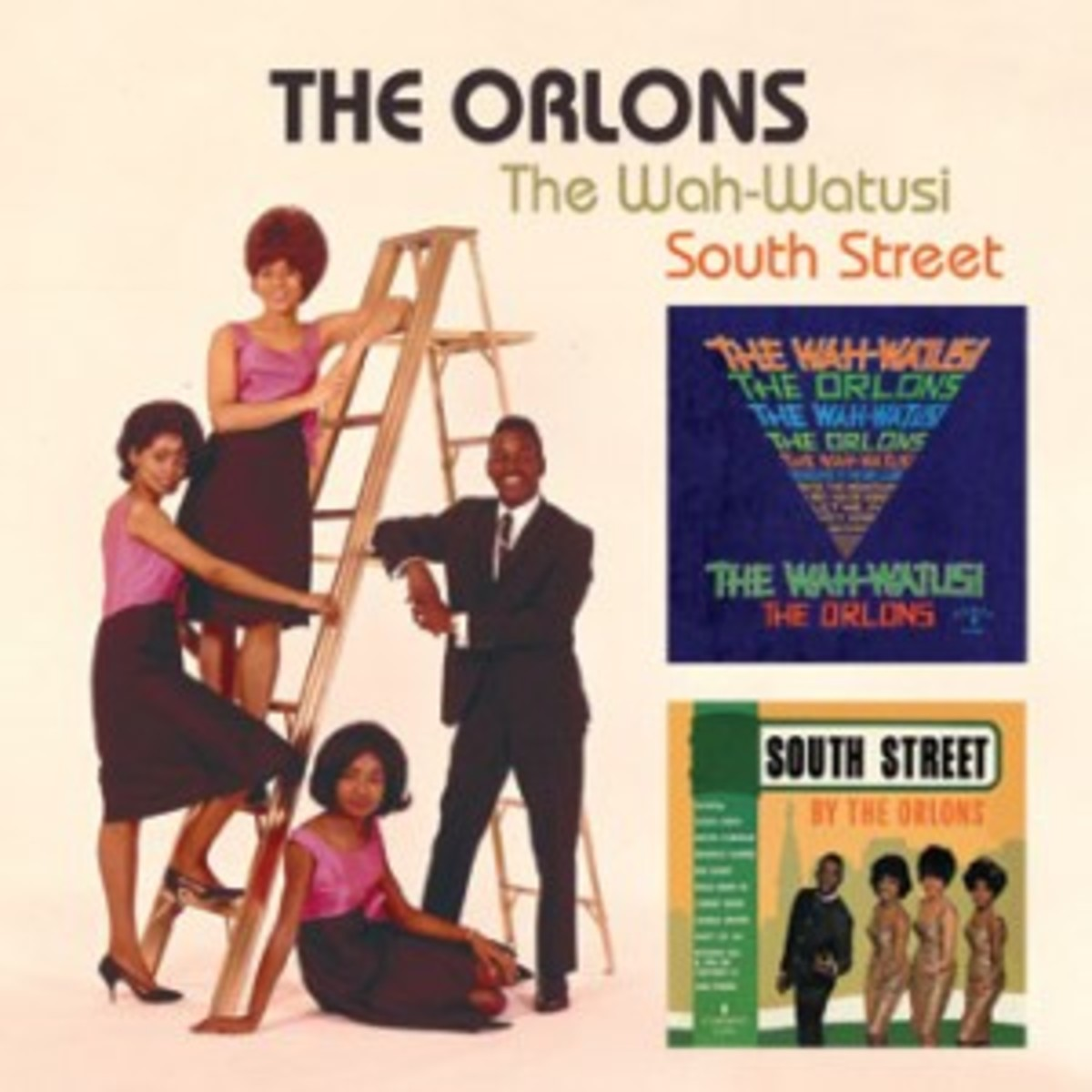 The Orlons The Wah-Watusi South Street