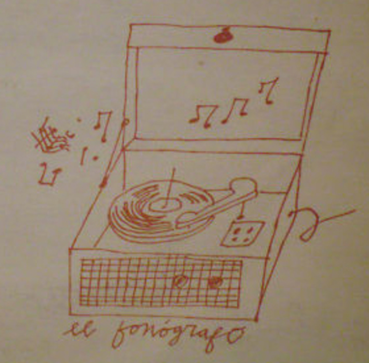 "Andy Warhol's art on ""Madrigal's Magic Key to Spanish."""