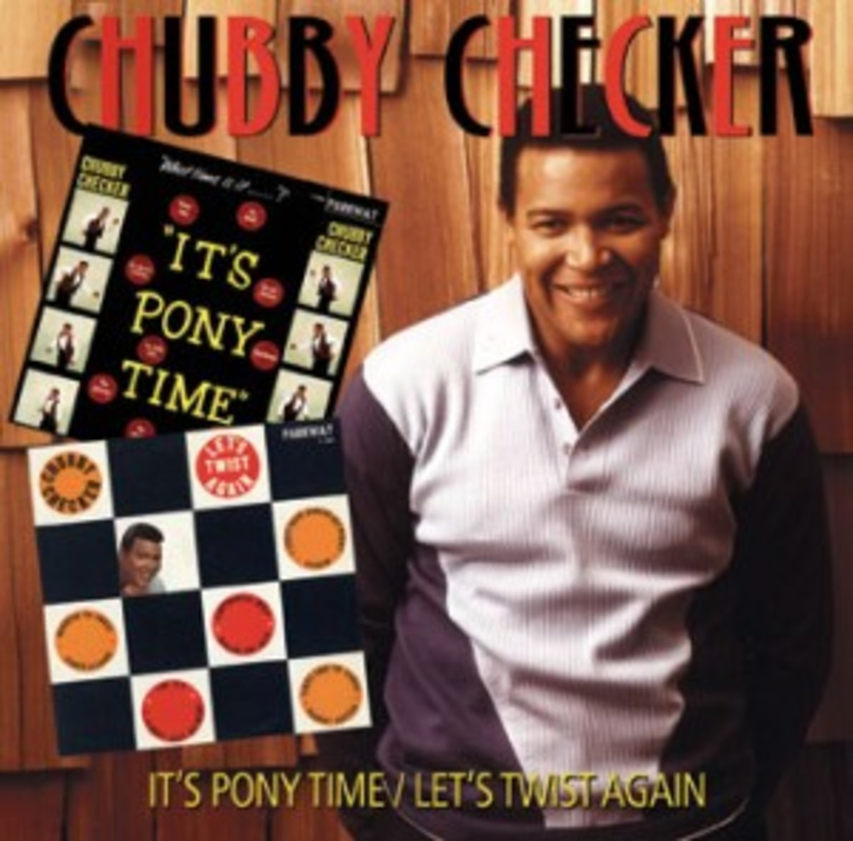 Chubby Checker It's Pony Time Let's Twist Again