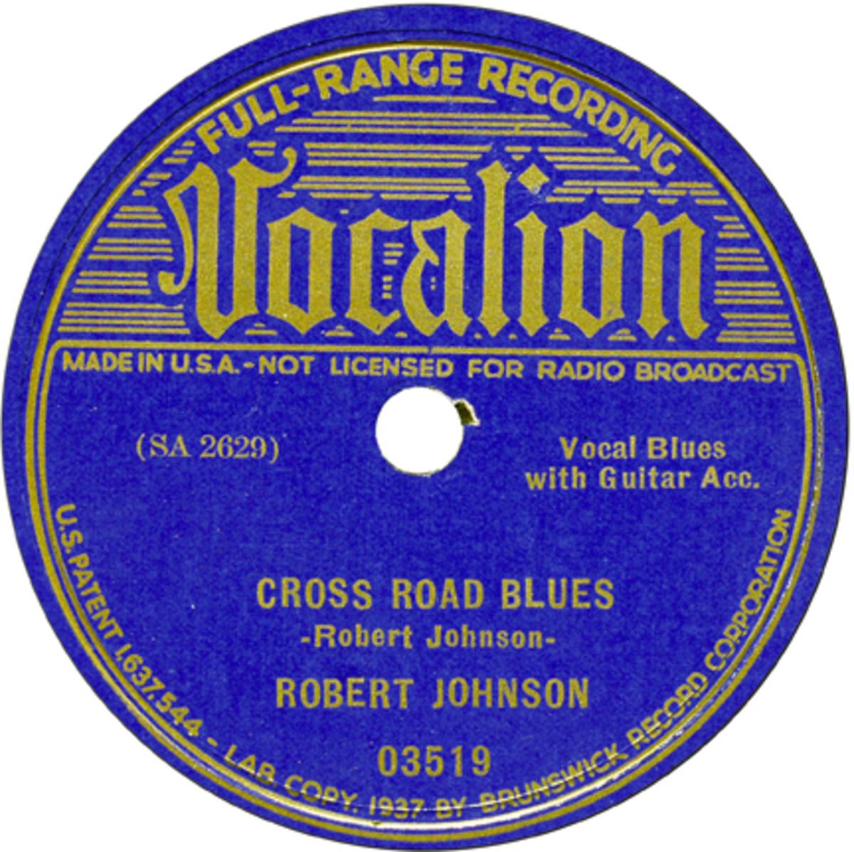 Robert Johnson Cross Road Blues