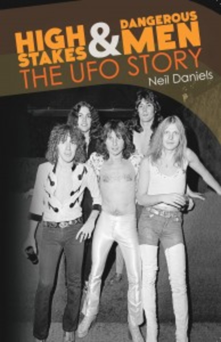 UFO Cover Final Front Cover