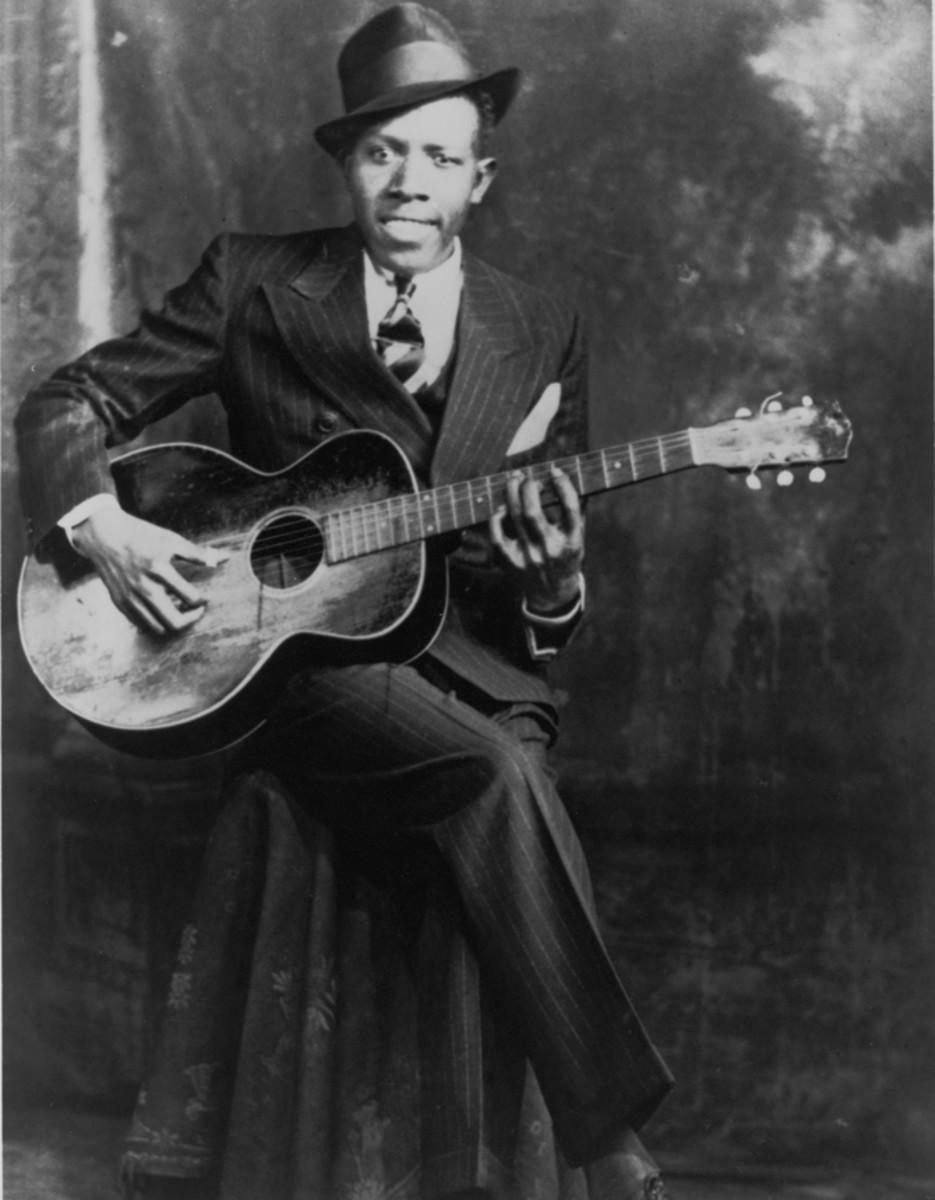 Robert Johnson 1935