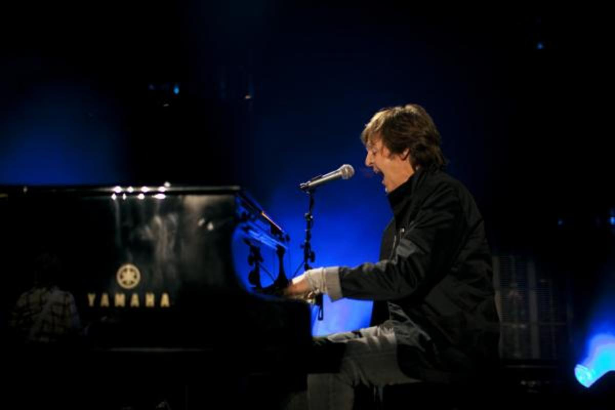 Paul McCartney's show at London's Hyde Park on Sunday, June 27th will be carried live on YouTube.