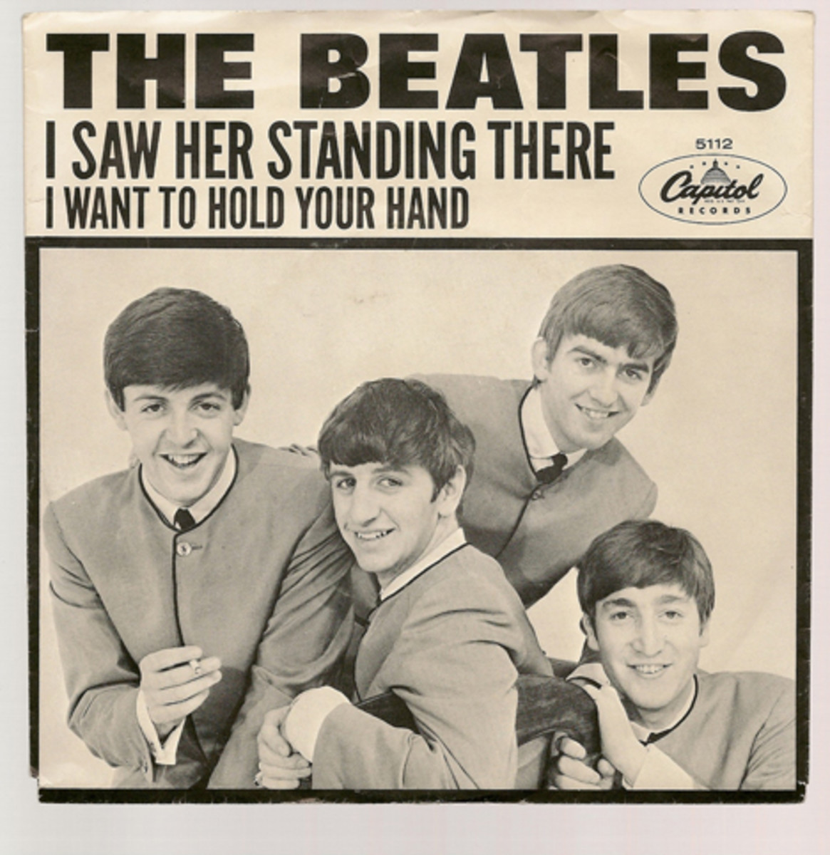 Beatles Capitol 5112 I Saw Her Standing There