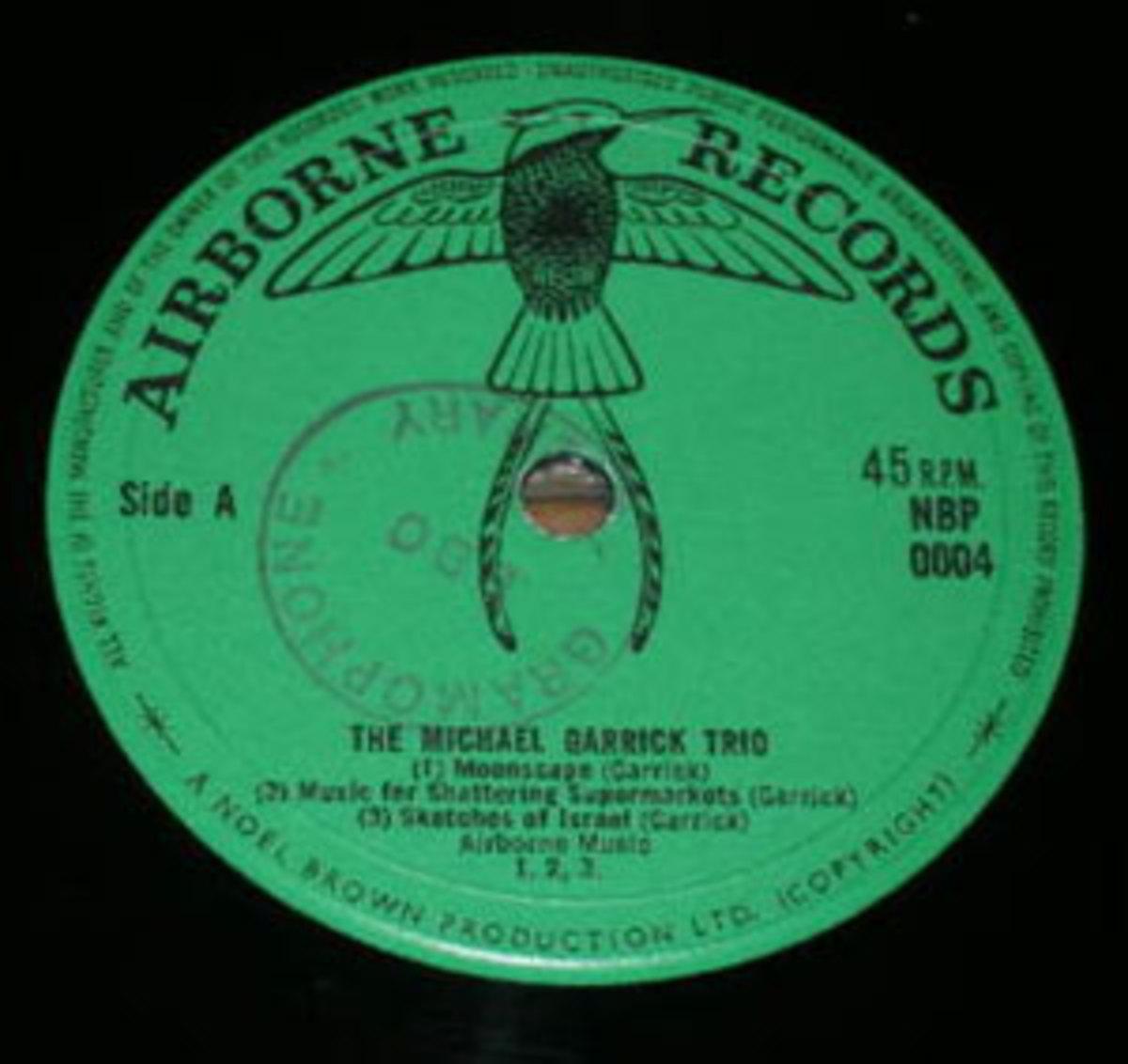 "8. Michael Garrick Trio, ""Moonscape."""