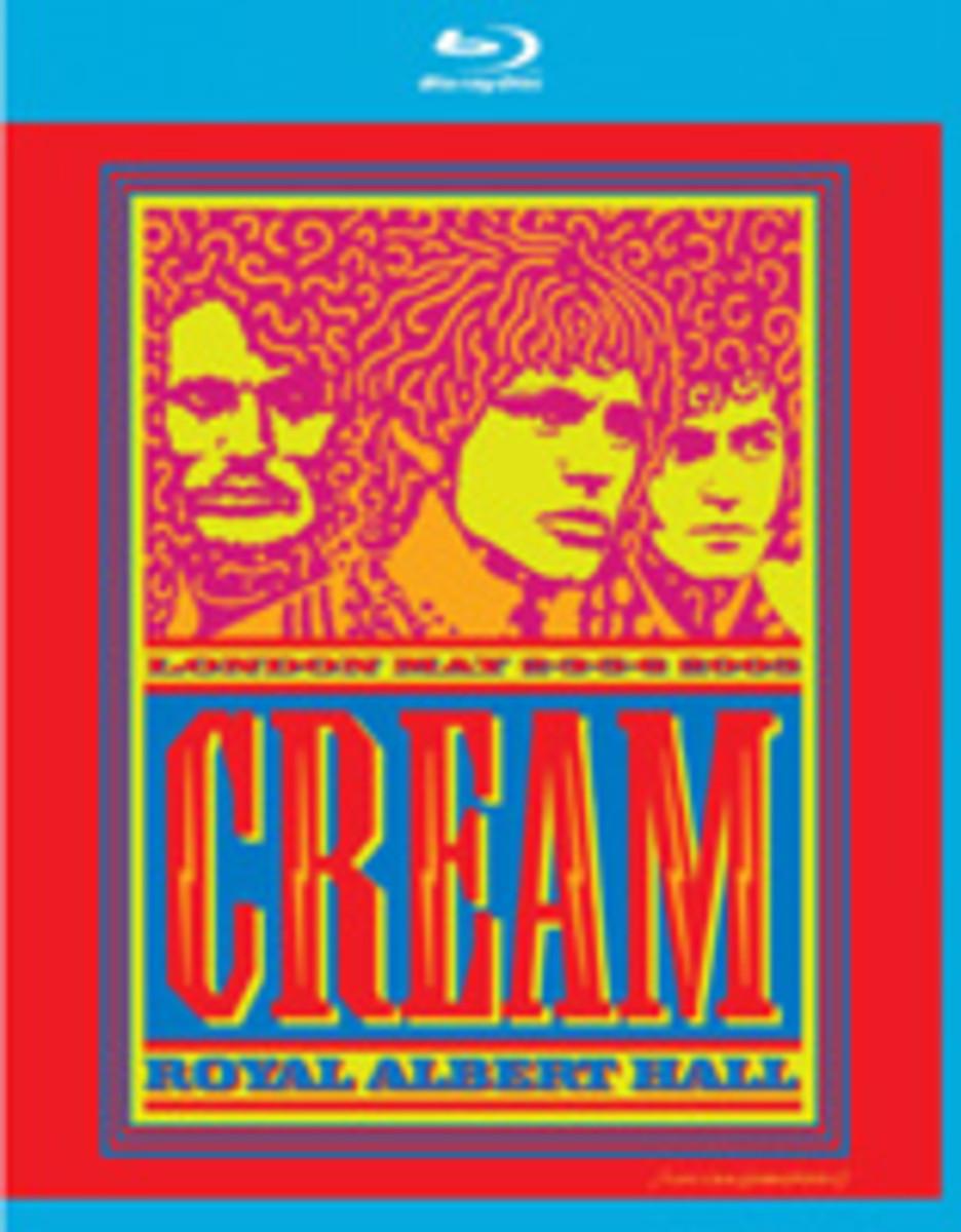 Cream 2005 reunion at Royal Albert Hall