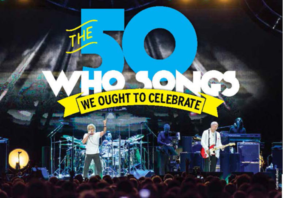 TheWho50LiveSongs