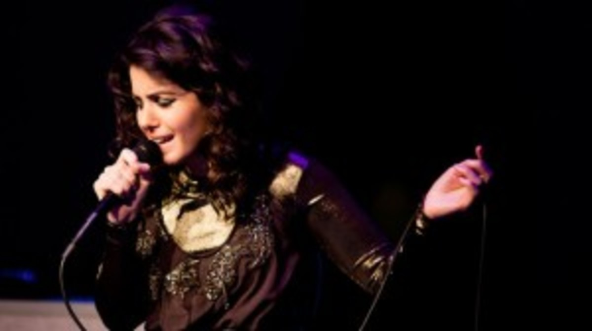 Katie Melua performed a fantastic show at the BBC Radio Theatre in London for BBC Radio 2's In Concert series.