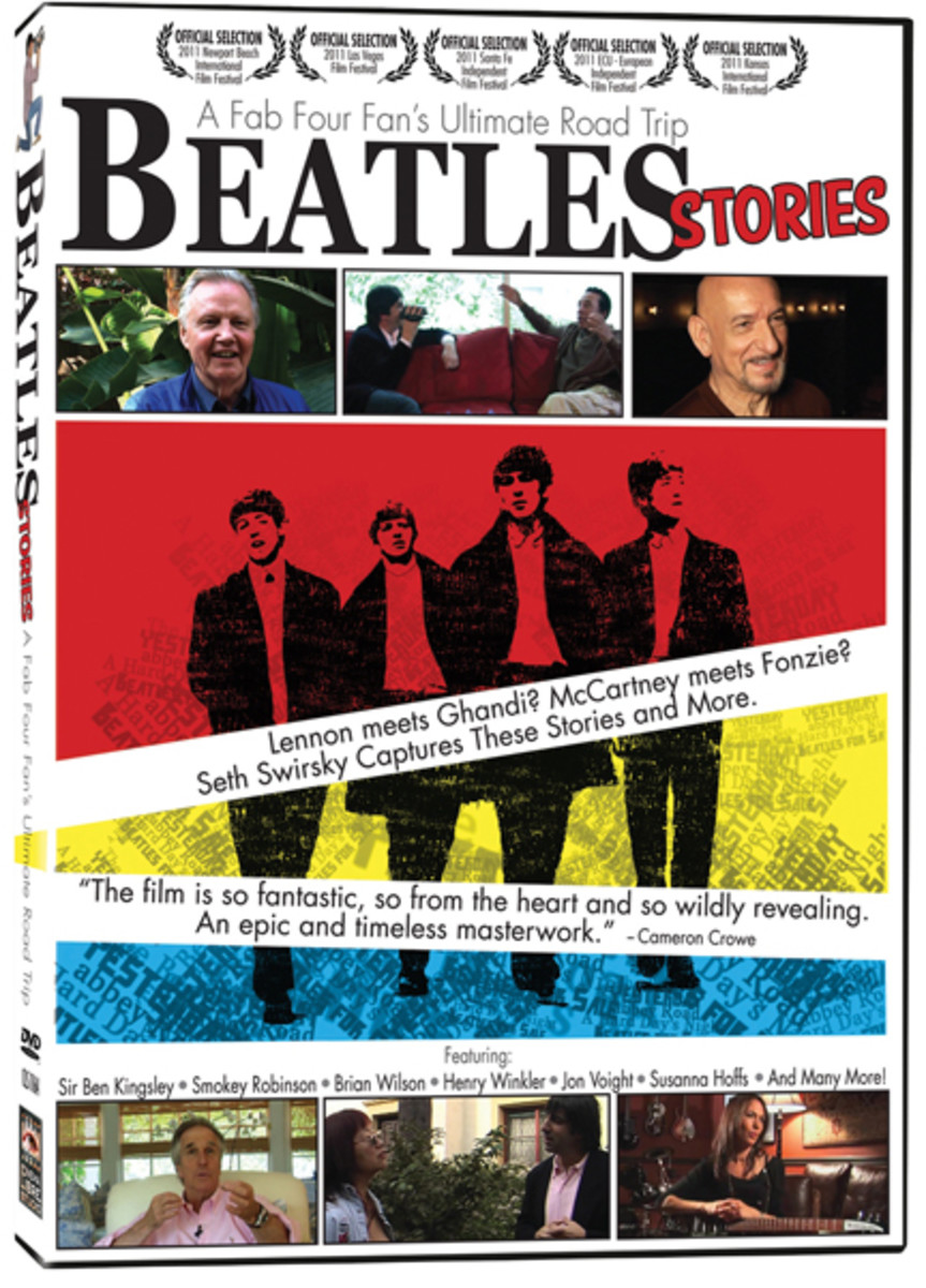 Beatles Stories A Fab Four Fan's Ultimate Road Trip