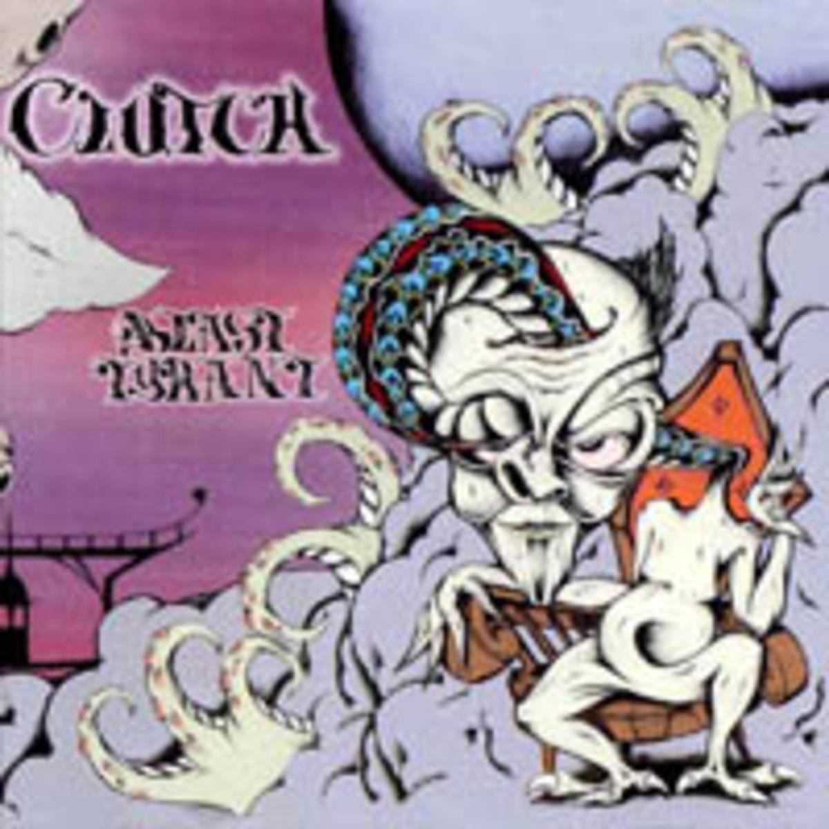 Clutch Blast Tyrant album