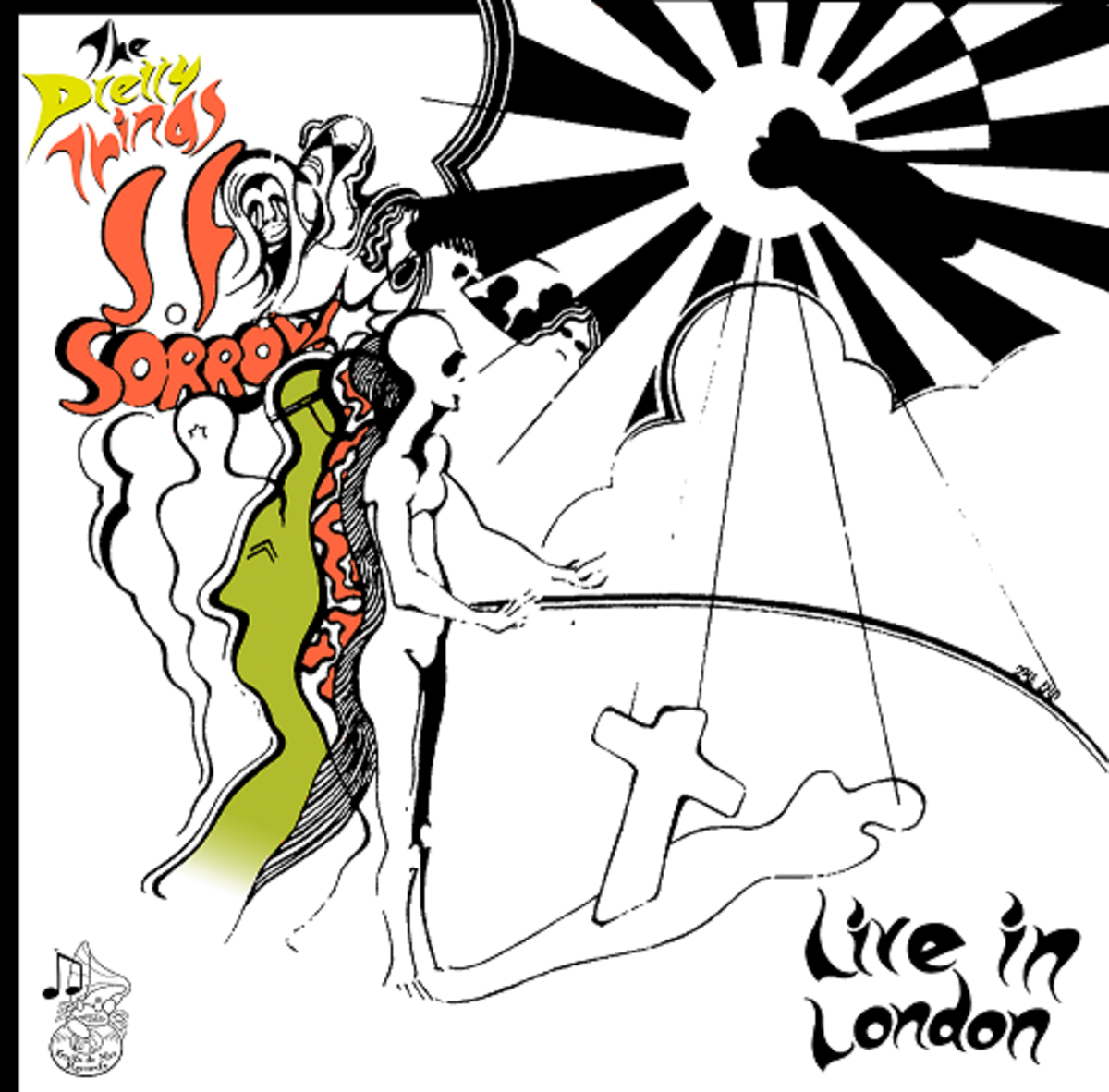 pretty things live in london s.f. sorrorw fruits de mer records