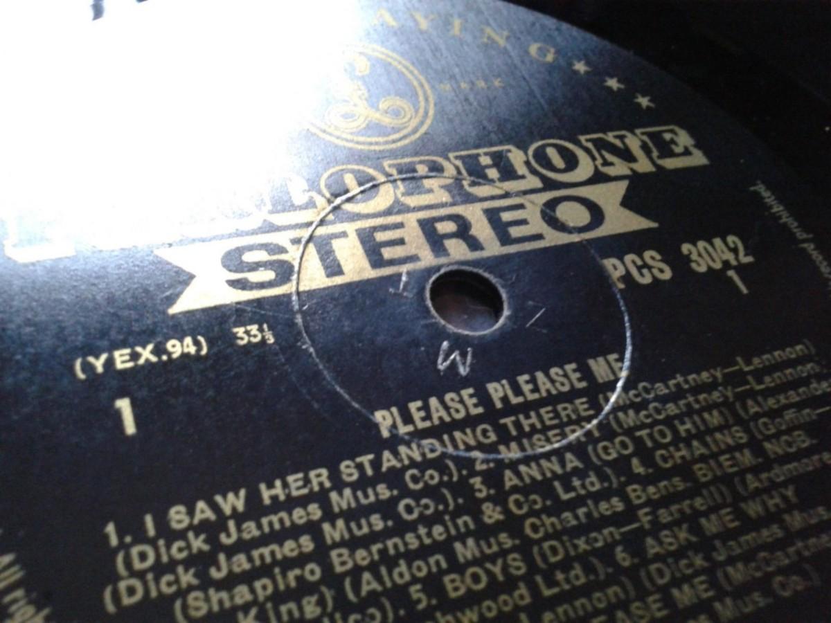 Beatles-PleasePleaseMe
