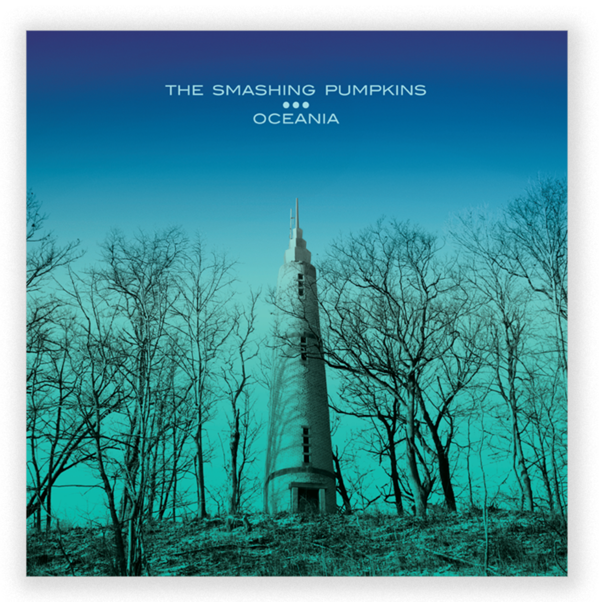 The Smashing Pumpkins Oceania album