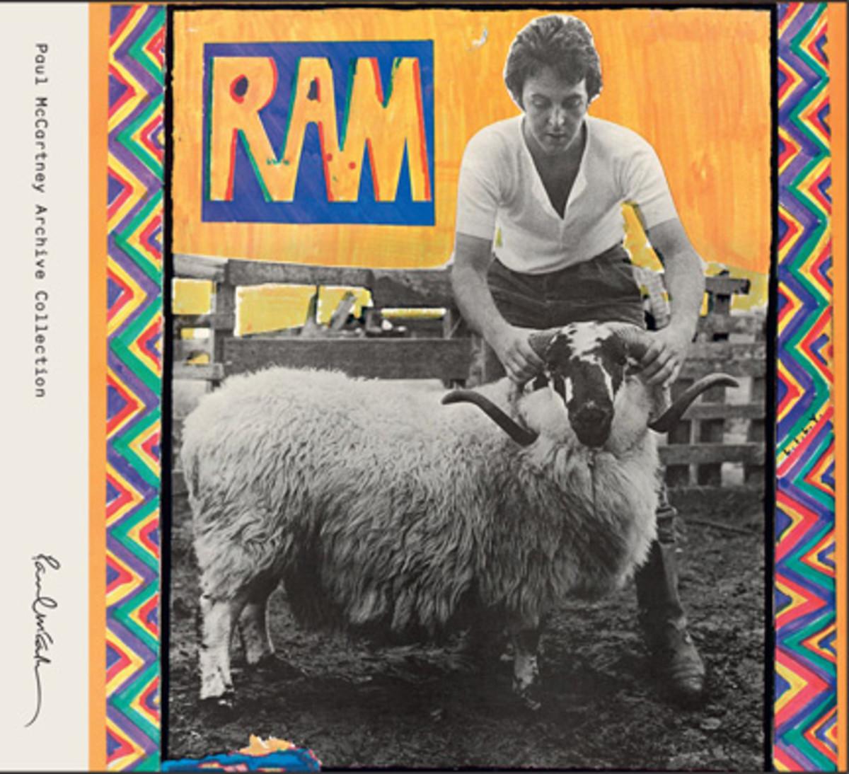 Paul McCartney Ram album