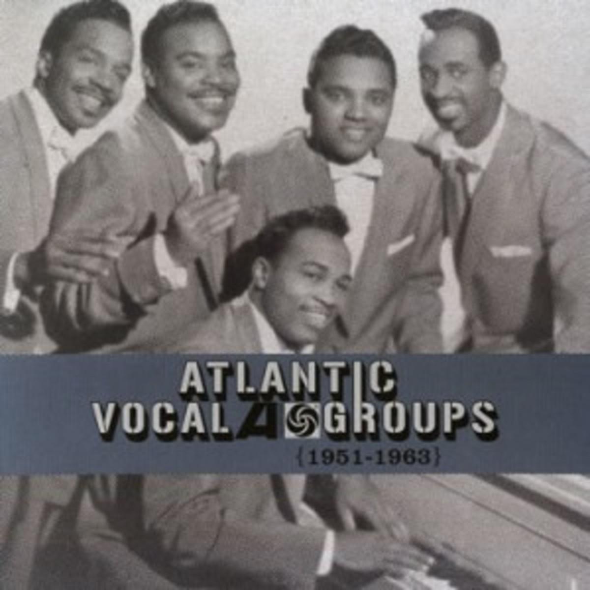 Atlantic Vocal Groups compilation