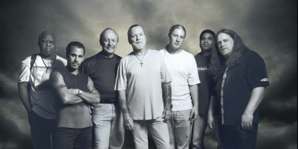 Allman Brothers Band publicity photo courtesy MSO