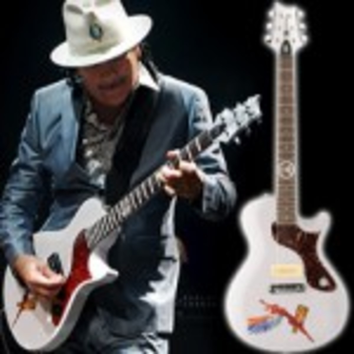 Carlos Santana Charity Auction Now Live On Ebay Goldmine Magazine Record Collector Music Memorabilia