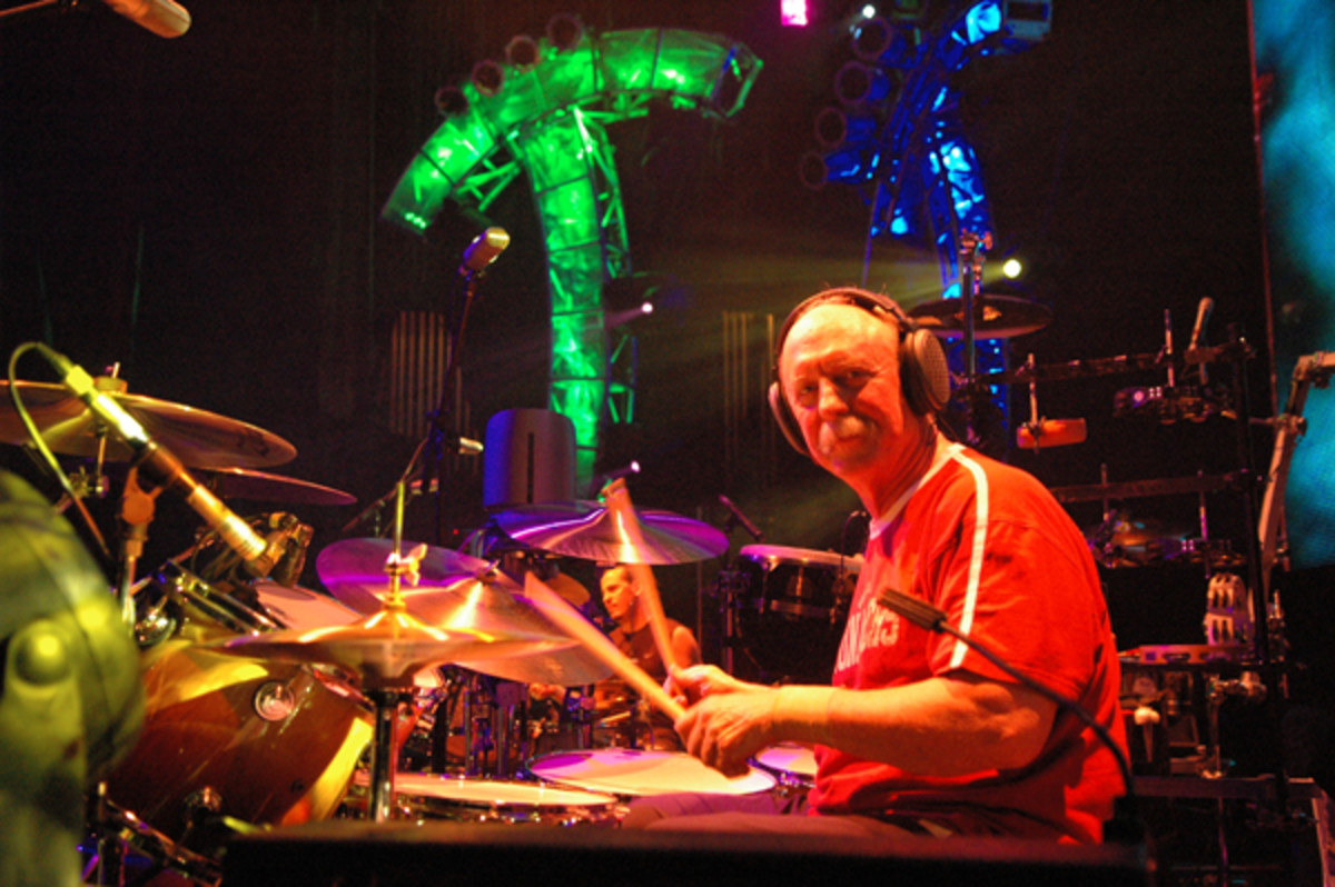 Butch Trucks photo by Kirk West