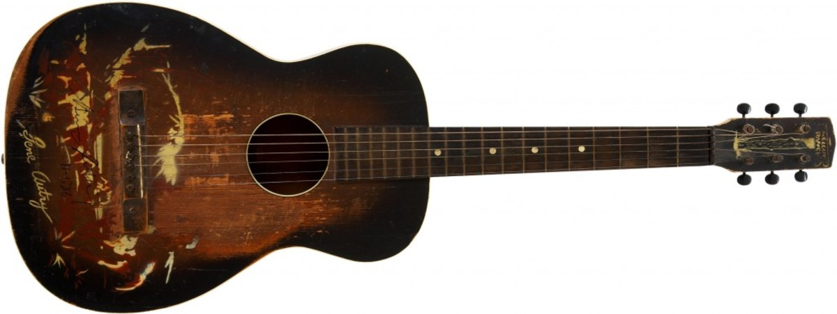 Gene Autry Melody Ranch Guitar Heritage Auctions