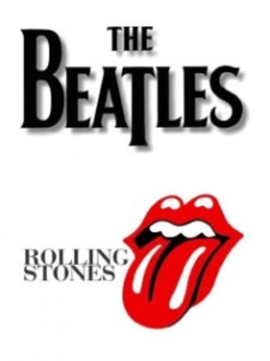 Beatles Vs Stones Battle Of The Bands