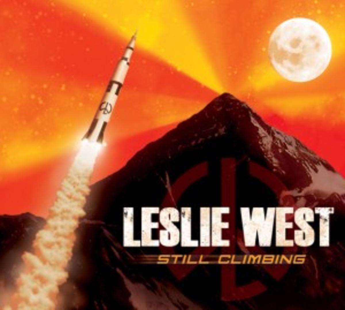 Leslie West Still Climbing