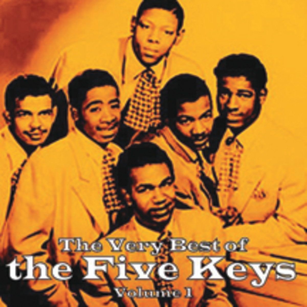 The Very Best of The Five Keys