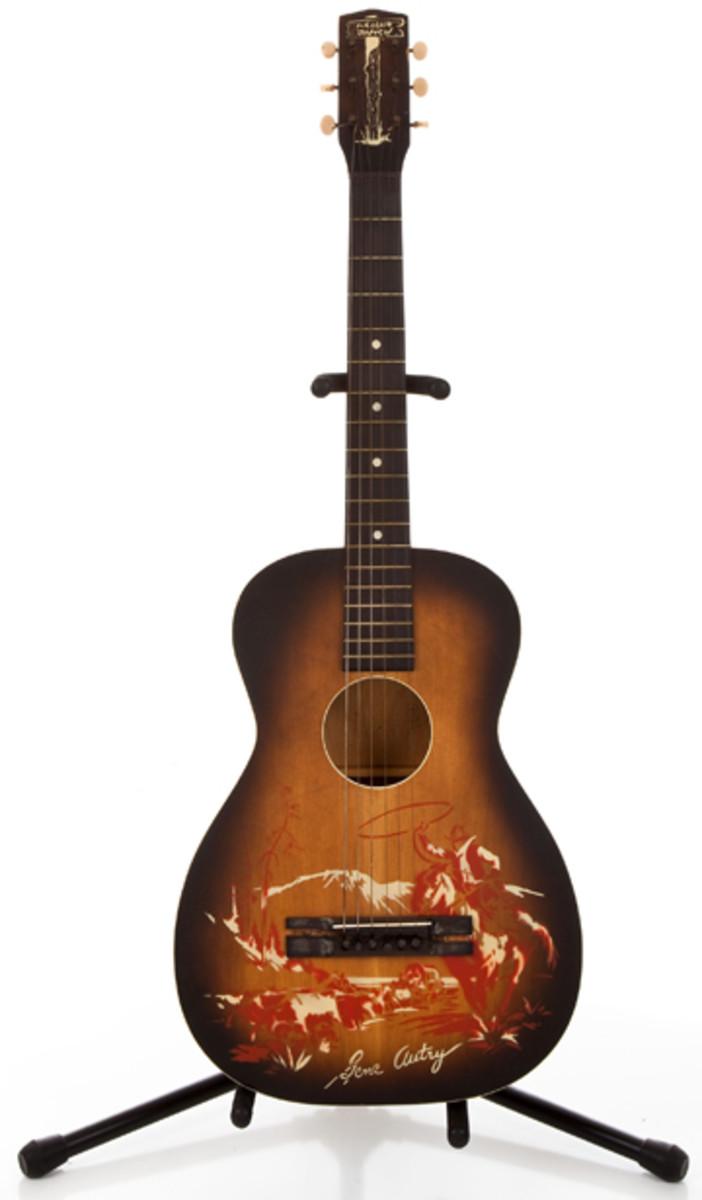 Gene Autry Melody Ranch Harmony Guitar