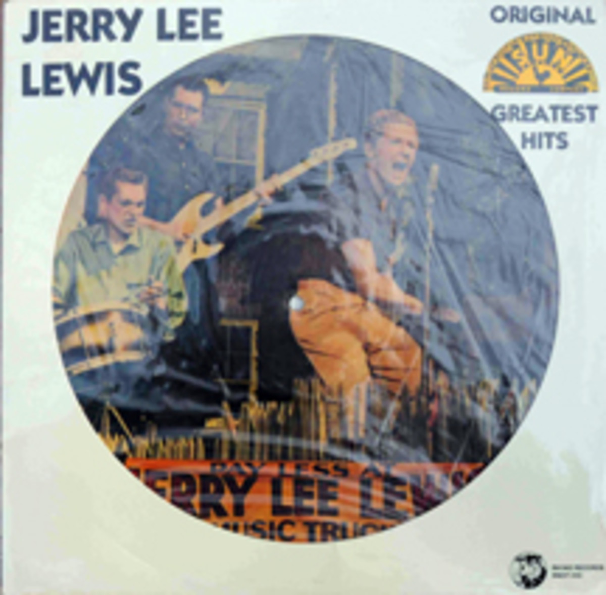 Jerry Lee Lewis Sun Greatest Hits